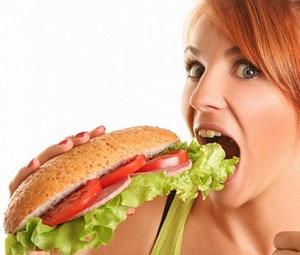 Причины отрыжки воздухом после еды