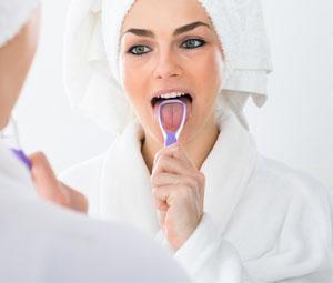 Как чистить язык?