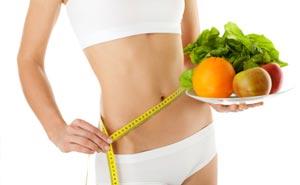 Диета для похудения живота и боков: меню на неделю для женщин
