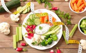 Меню правильного питания для похудения на неделю