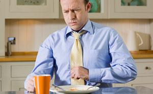 Отрыжка воздухом после еды причины и лечение