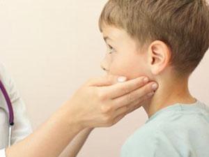 воспаление лимфоузлов на шее у ребенка