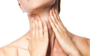 Воспаление лимфоузлов на шее