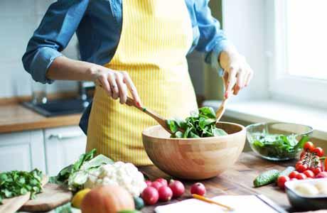 Рациональное питание для похудения меню на неделю