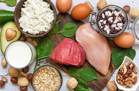Составить рацион питания на неделю для похудения