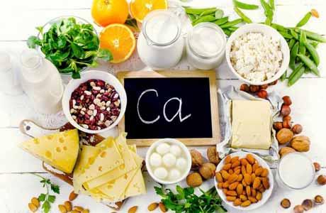 Продукты с высоким содержанием кальция (таблица)