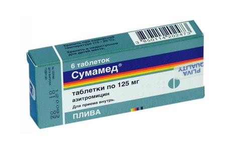 Антибиотики широкого спектра действия при кожных заболеваниях