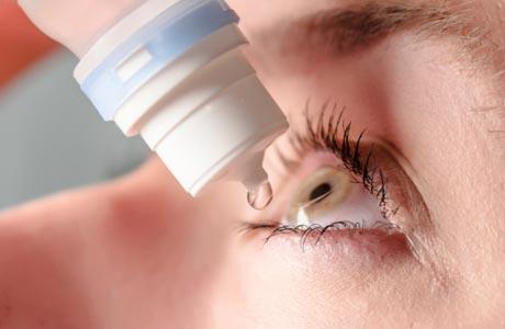 Глазные капли от покраснения и раздражения при простуде